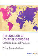 Introduction to Political Ideologies Contexts Ideas and Practices