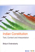 Indian Constitution Text Context and Interpretation