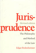 Jurisprudence the Philosophy and Method of the Law