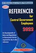 Referencer For Central Government Employees 2021