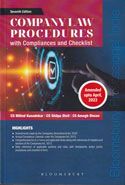 Company Law Procedures With Compliances and Checklists