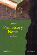 Law of Promissory Notes Alongwith Model Forms