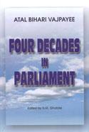 Four Decades In Parliament In 3 Vols