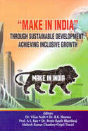 Make In India Through Sustainable Development Achieving Inclusive Growth