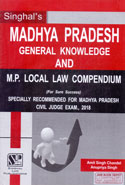 Madhya Pradesh General Knowledge and M P Local Law Compendium