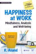 Happiness at Work Mindfulness Analysis and Well Being