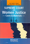 Supreme Court on Women Justice Cases and Materials
