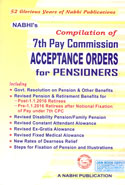 Compilation of 7th Pay Commission Acceptance Orders for Pensioners With Pension Fixation Ready Reckoner