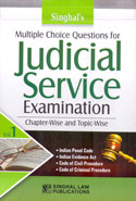 Multiple Choice Questions for Judicial Service Examination Chapter Wise and Topic Wise Volume 1