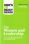 HBRs 10 Must Reads On Women And Leadership