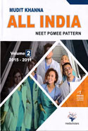 All India NEET PGMEE Pattern 2013-2009 Volume 2