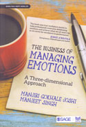 The Business of Managing Emotions a Three Dimensional Approach