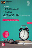 Principles and Practice of Accounting for CA Foundation Course With Quick Revision Book