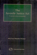 The Juvenile Justice Act A Section Wise Commentary