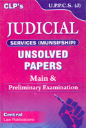 Judicial Services Munsifship Unsolved Papers Main And Preliminary Examination