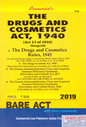 The Drugs and Cosmetics Act 1940 Bare Act With Short Comments