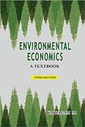 Environmental Economics A Textbook