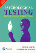 Psychological Testing Principles and Applications