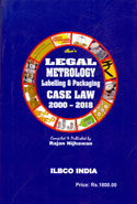 Legal Metrology Labelling and Packaging Case Law 2000-2018