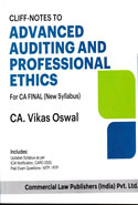 Multiple Choice Questions on Advanced Auditing and Professional Ethics for CA Final Old and New Syllabus May 2019 Exams and Onwards