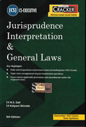 Jurisprudence Interpretation and General Laws for CS Executive Dec 2019 Exam New Syllabus