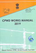 CPWD Works Manual 2019 Alongwith Standard Operating Procedures for CPWD Works Manual