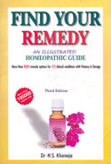 Find Your Remedy An Illustrated Homeopathic Guide