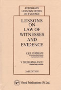 Lessons on Law of Witnesses and Evidence