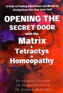 Opening the Secret Door With the Matrix and Tetractys in Homeopathy