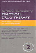 Oxford Handbook of Practical Drug Therapy Pocket Size