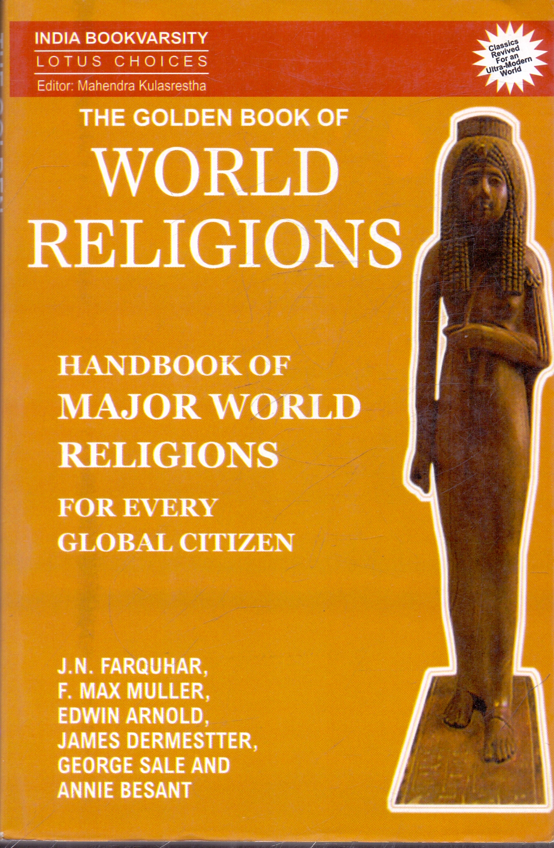 The Golden Book of World Religions