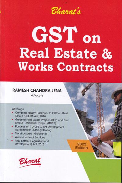 GST on Real Estate