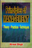 Principles of Management Theory, Practices & Techniques