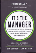 Its the Manager