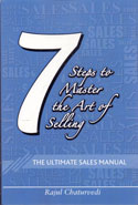 7 Steps to Master the Art of Selling