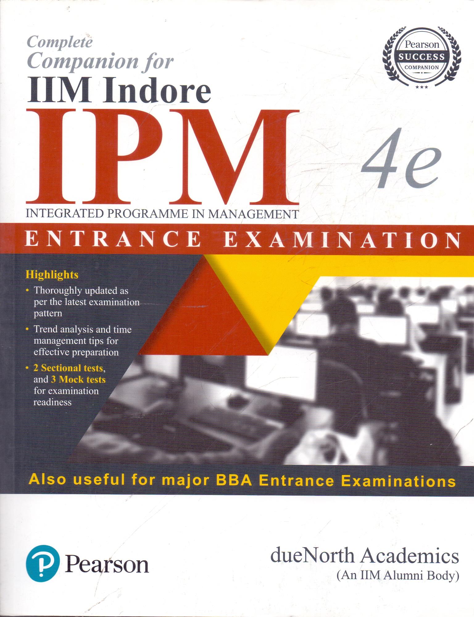Complete Companion for IIM Indore IPM