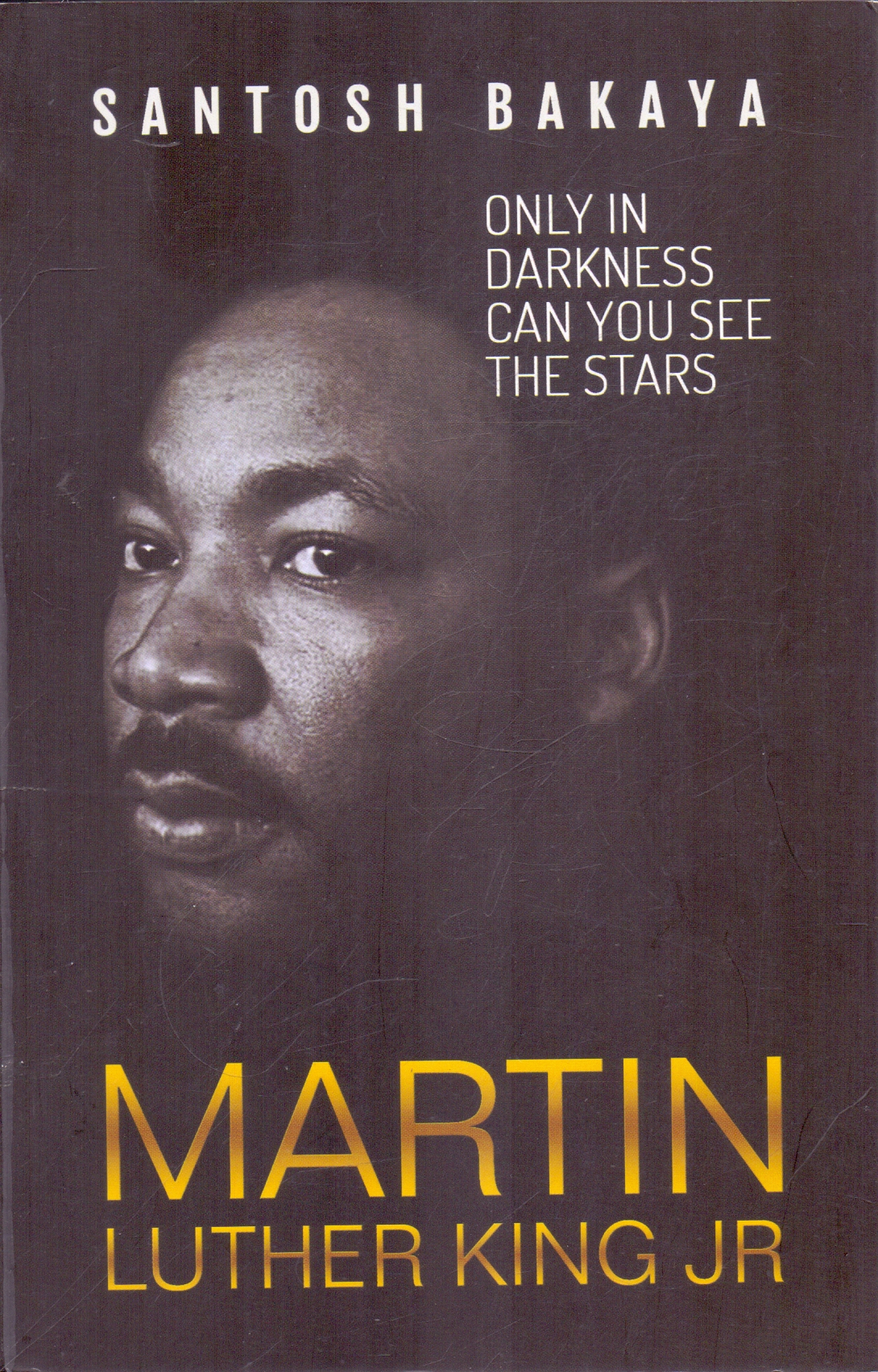 Only in Darkness can You See the Stars Martin Luther King Jr
