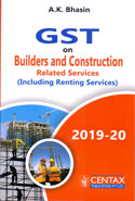 GST on Builders and Construction