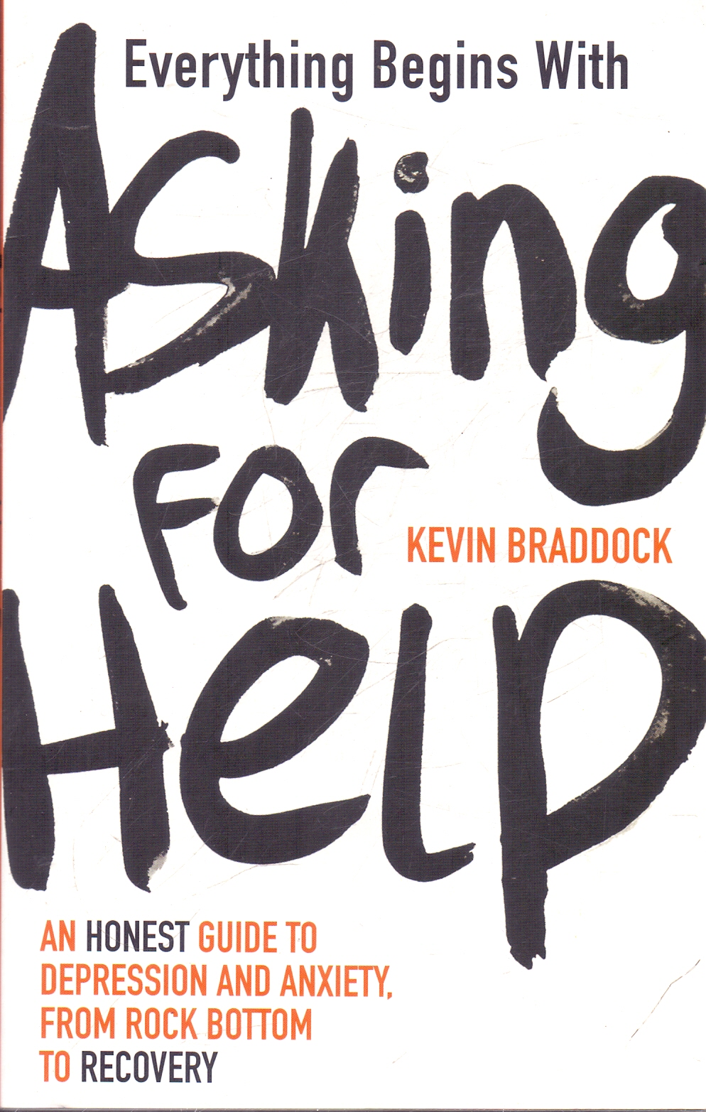 Everything Begins with Asking for Help