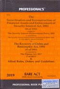 The Securitisation And Reconstruction Of Financial Assets And Enforcement Of Security Interest Act 2002 Bare Act with Short Comments