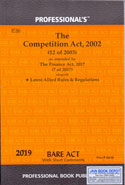 The Competition Act 2002 Bare Act with Short Comments