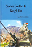 Siachin Conflict to Kargil War