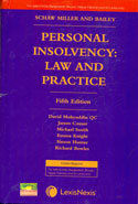 Personal Insolvency Law and Practice