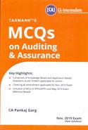 MCQs on Auditing & Assurance New Syllabus
