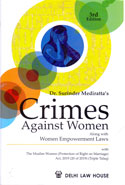 Crimes Against Women along with Women Empowerment Laws