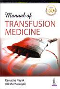 Manual of Transfusion Medicine