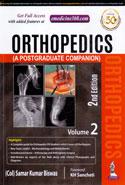 Orthopedics A Postgraduate Companion 2 Volumes