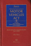 Exhaustive Commentary on Motor Vehicles Act