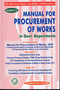 Manual for Procurement of Works in Government Departments