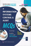 Information Systems Control and Audit MCQs for C A final